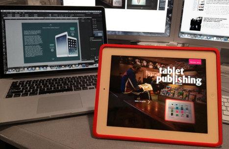 Tablet Publishing magazine: TNM Digital Media launches single issue app - Talking New Media | Transmedia Storytelling & Stratergy | Scoop.it