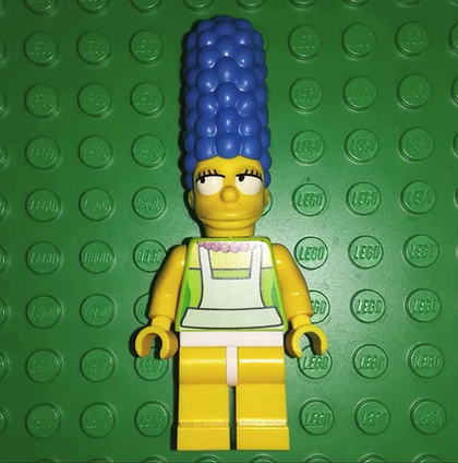 More LEGO The Simpsons Minifigures Found | The Brick Fan | Scoop.it