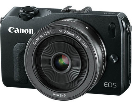 New Canon EOS M with EF-M Mount | Photography Gear News | Scoop.it