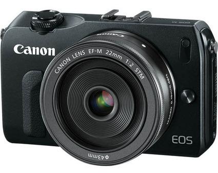 Canon EOS M Specs | foteka | Scoop.it