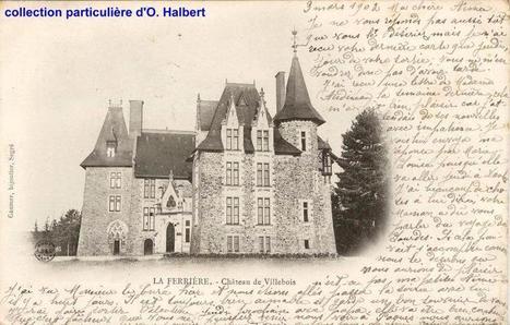 MODES de VIE aux 16e, 17e siècles » Archive du blog » Mathurin Prezelin prend un bail à moitié à La Ferrière, 1597 | blog de Jobris | Scoop.it
