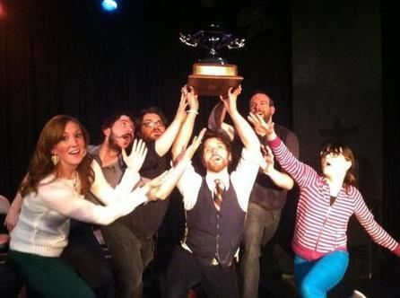 At Underground Throwdown, it's survival of the funniest - KansasCity.com | OffStage | Scoop.it