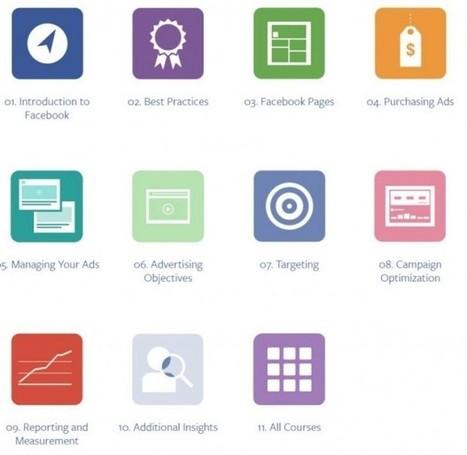 Nuovi strumenti di training in Facebook per Pmi e new marketers | Brand reputation | Scoop.it