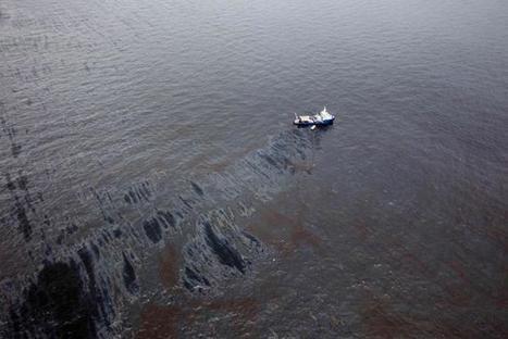 Mare del nord, migliaia le fuoriuscite di petrolio rimaste impunite | Il mondo che vorrei | Scoop.it