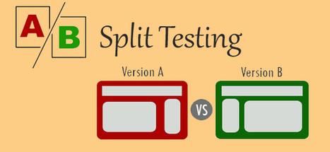 How To Perform A/B Split Test On Email? - Alpha Sandesh | Bulk mailing solution provider | Scoop.it