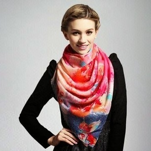 Latest scarves collection: Redefine your style statements with stylish scarves   fashion   Scoop.it