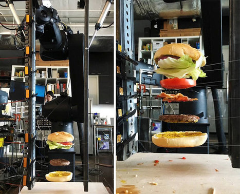 "How This Perfect ""Burger Drop"" Shot Was Made Completely Without CGI 