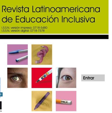 Revista latinoamericana de educación inclusiva: RLEI ::.   Diversifíjate   Scoop.it