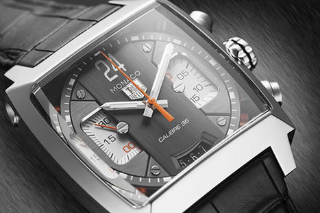 It's Hip to Be Square: The TAG Heuer Monaco   luxury watches   Scoop.it