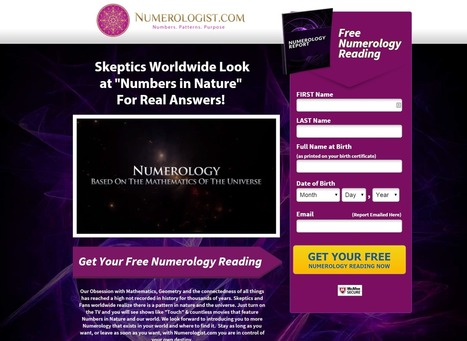 Free Numerology Reading If You Are Searching For Way Out In Life! | Social Media Marketing | Scoop.it