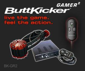 ButtKicker® | simulateurs | Scoop.it