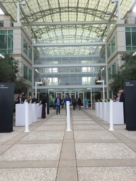 Live from Apple's smaller iPhone and iPad event in Cupertino | Mobile Marketing | Scoop.it
