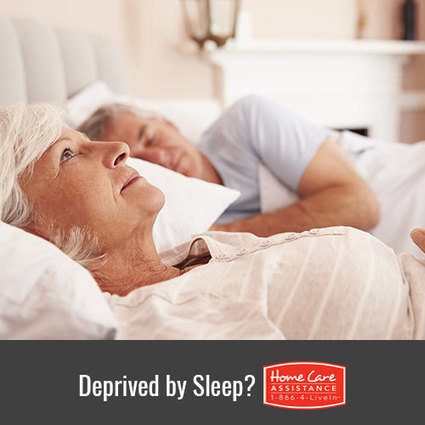 Why is my elderly loved one not sleeping? | Home Care Assistance of Scottsdale | Scoop.it