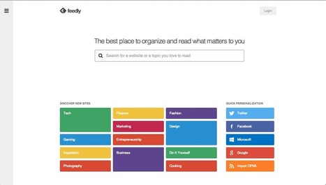 99 Sites That Every Professional Should Know About and Use | Librarian Resources and Information | Scoop.it