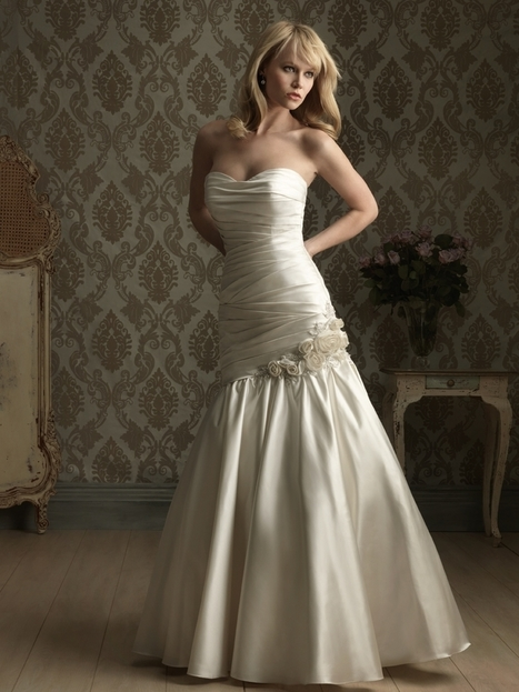 Rent Allure Bridals 8852 Online | RentTheDress.com | Wedding Dresses | Scoop.it