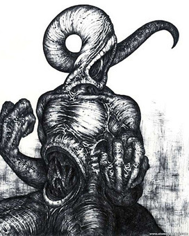 Criaturas Lendárias: Nyarlathotep | Paraliteraturas + Pessoa, Borges e Lovecraft | Scoop.it