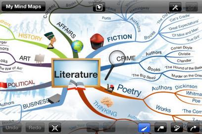 Les outils mobiles: IMindMap Le MindMapping en mobilité   réseaux sociaux et pédagogie   Scoop.it
