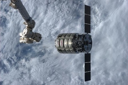 NASA Expanded Cygnus Order to 10 | New Space | Scoop.it