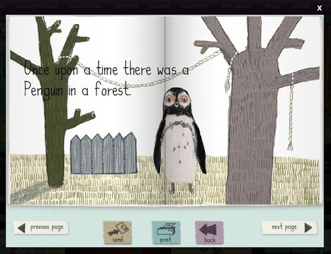 Two Nice Tools Students Can Use to Create Picture Books | Serious Play | Scoop.it