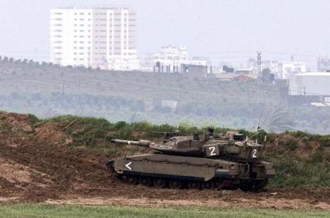 Gaza clash continues as group calls ceasefire | It Comes Undone-Think About It | Scoop.it
