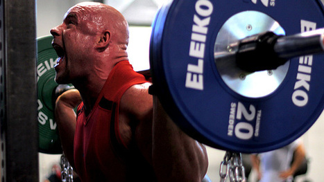20 Reps with a 10 Rep Max. #Fitness | PBL | Scoop.it