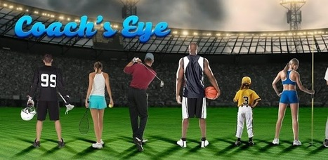 Coach's Eye - Applications Android sur GooglePlay | Android for Education | Scoop.it