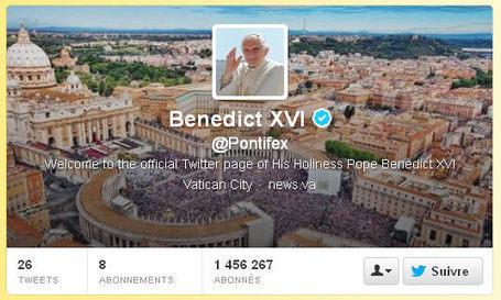 Le Pape déclare sa flamme aux réseaux sociaux | Les réseaux sociaux | Scoop.it