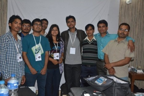 Opensourcing imagination and sharing knowledge in Nepal | Raspberry Pi | Scoop.it