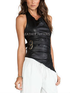 Halloween Wrapped Women Leather Top   Hot Women Trendy Leather Top   Celebration and traditions for Halloween   Scoop.it