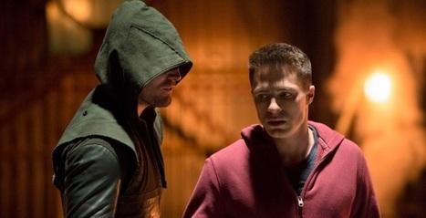 'Arrow' season 2, episode 12 'Tremors': The Arrow trains Roy | FanAboutTown | Scoop.it