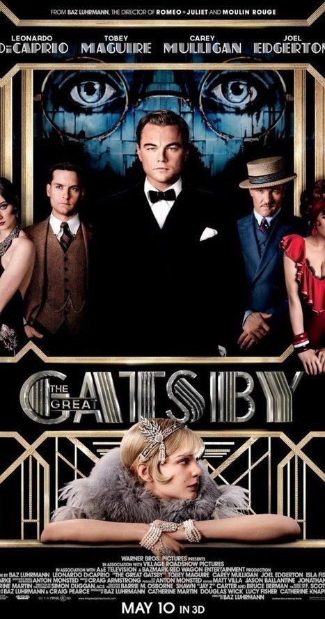Gatsby le magnifique (2013)   Baz Luhrmann   Scoop.it