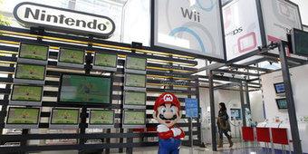 Nintendo va un peu moins mal | Le web m'a tuer ! | Scoop.it