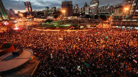Brazil sees largest protests in decades as unrest hits second week — RT News | What's happening in Bulgaria? | Scoop.it