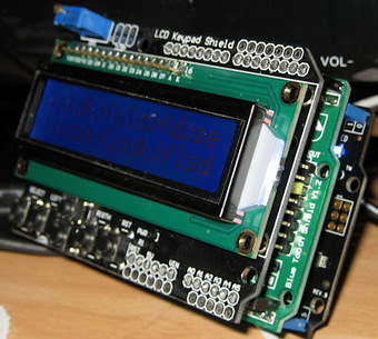 Joe's Blog: Adding cheap LCD display and bluetooth shields to a Netduino   Arduino, Netduino, Rasperry Pi!   Scoop.it