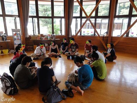 RQ volunteer center, 15-16 aout 2011   Journal de Flo et ses Corgis au Japon   Japon : séisme, tsunami & conséquences   Scoop.it