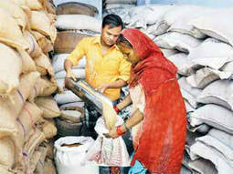 Case for food security: Effective PDS implementation by states has helped pull millions out of poverty | social development and poverty | Scoop.it