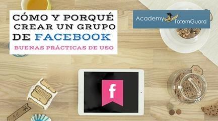 Cómo y porqué crear un grupo en Facebook durante un curso | Aprendiendo a Distancia | Scoop.it