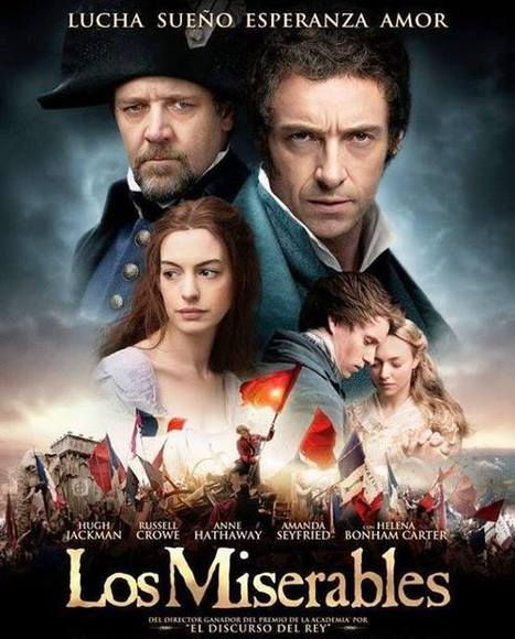 """LOS MISERABLES"" CINE DE VERANO 