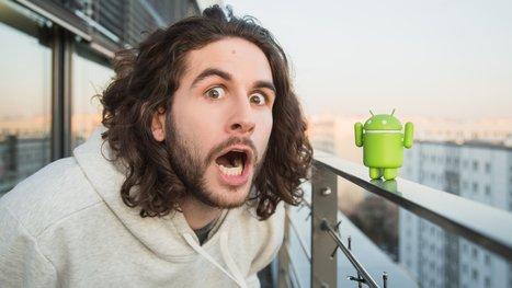 Les histoires les plus insolites impliquant des smartphones - AndroidPIT | Freewares | Scoop.it