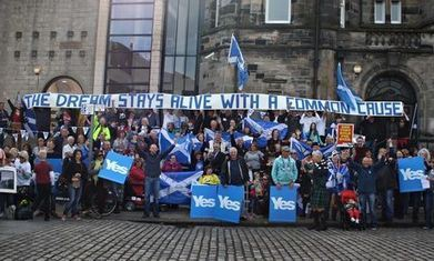 Is the campaign for Scottish independence over? - The Guardian | Scottish Politics | Scoop.it