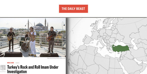 Turkey: 'Rock'n'roll Imam' under investigation - Freemuse | Music Policy, Research and Politics | Scoop.it