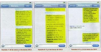 Grito desesperado de Bárcenas a Rajoy en los SMS: 'Mariano necesito hablar con Javier' : Periódico digital progresista | Partido Popular, una visión crítica | Scoop.it