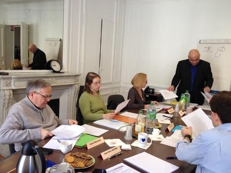 Mon week-en en séminaire de Paléographie - L' univers de Céline   Histoire Familiale   Scoop.it