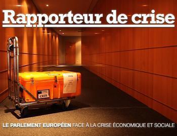 Web-documentaire Rapporteur de crise : le parlement européen face à la crise économique et sociale - Curiosphere.tv | Ressources d'autoformation dans tous les domaines du savoir  : veille AddnB | Scoop.it