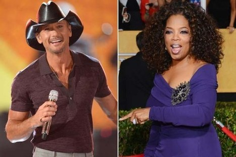 Tim McGraw to Discuss Family Secret During Sit Down With Oprah | Country Music Today | Scoop.it
