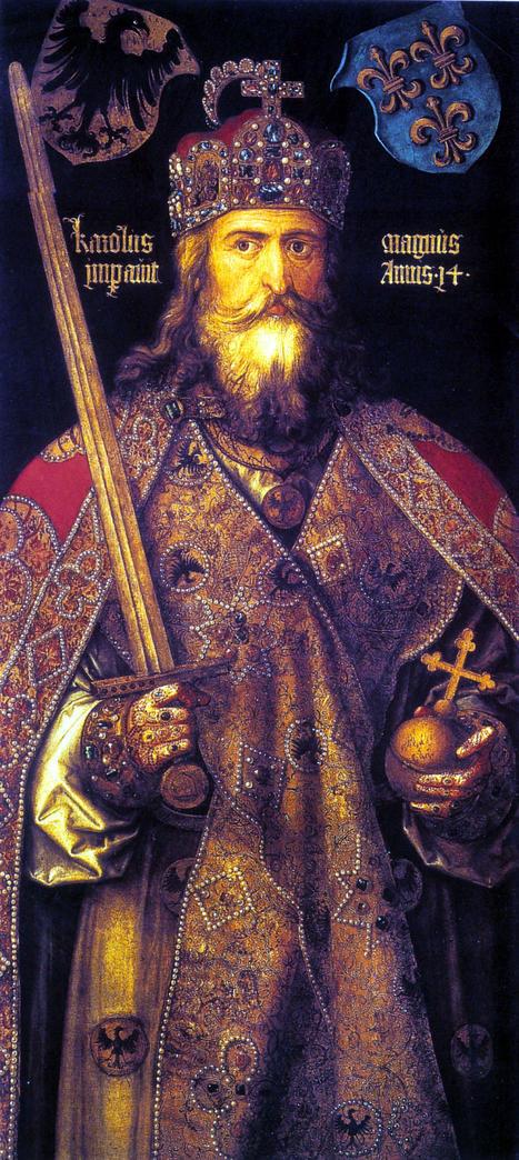 L'Avenir ⎥Ce 28 janvier, douze siècles que Charlemagne est mort   L'actualité de l'Université de Liège (ULg)   Scoop.it