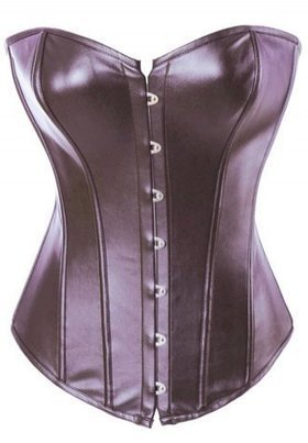 Leather Strapless Corset - AM2340A-B - rimaann.com | Rima Ann - Sexy Lingerie | Scoop.it