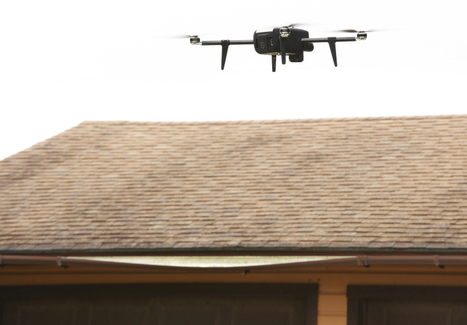 Insurance: Allstate Just Used Drones to Inspect Homes in Texas | Vous avez dit Innovation ? | Scoop.it