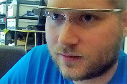 Man hacks Google Glass to steer drone - Stuff.co.nz | Les Volutiles | Scoop.it
