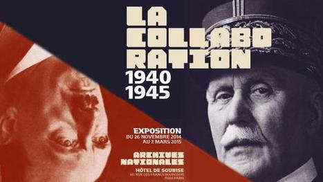 La collaboration au crible d'une exposition - France Info | Expographie, mise en valeur du patrimoine & médiation culturelle | Scoop.it